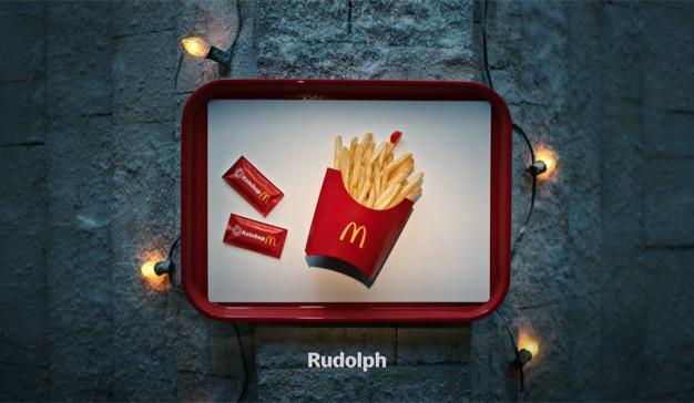 McDonald's Holiday Meals