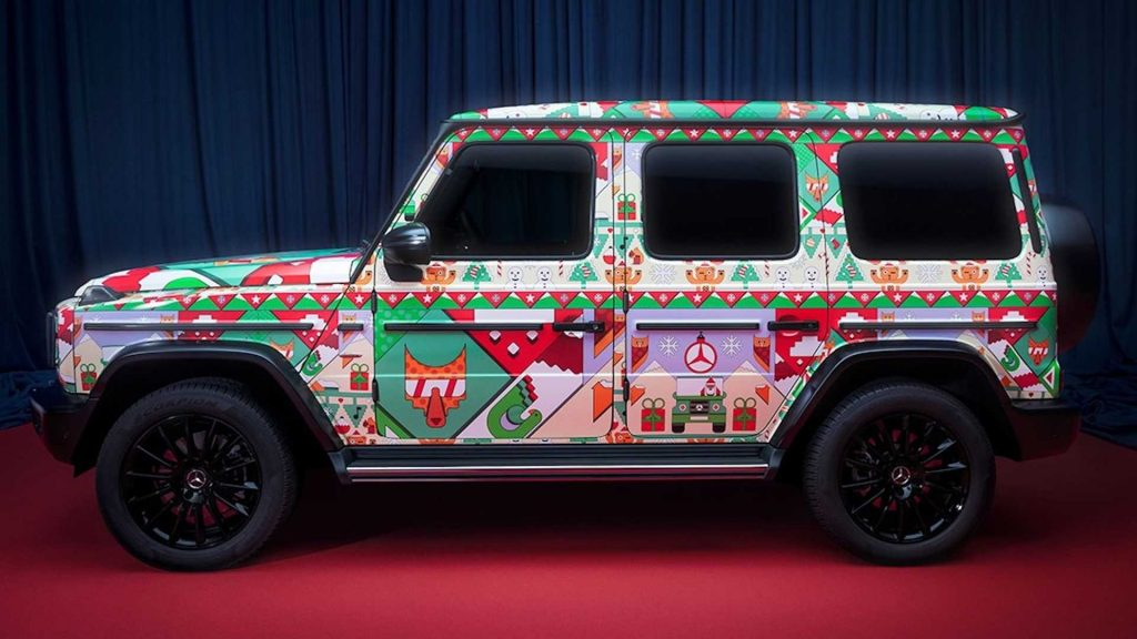 Mercedes-Benz Ugly sweaters