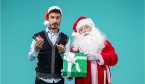 Estas navidades, cinturón apretado y menos regalos