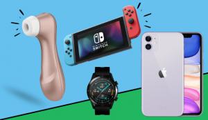 El iPhone 11, el Satisfayer y la Nintendo Switch entre los productos más buscados de 2020