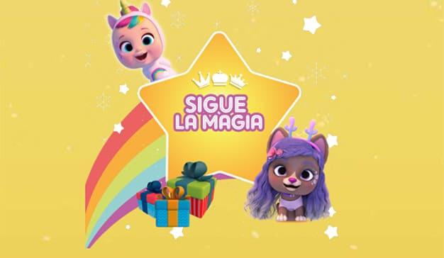 sigue la magia IMC Toys