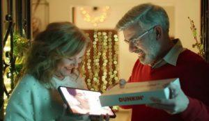 Dunkin' comparte la ilusión más dulce por Navidad