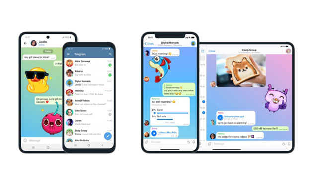 Telegram lanzará su propia plataforma publicitaria