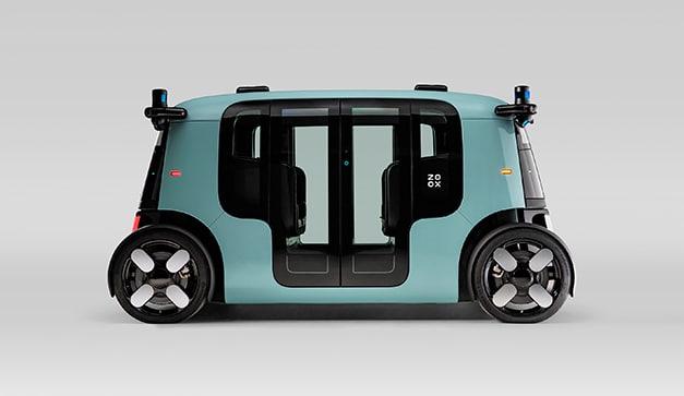 Zoox, el coche eléctrico de Amazon