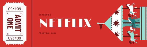 Cabecera Estrenos Netflix