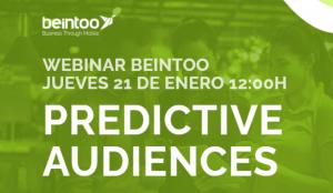 Beintoo presenta Audiencias Predictivas