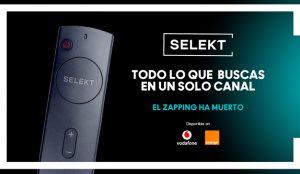 SELEKT, el nuevo canal de AMC Networks que elige la programación por Inteligencia Artificial