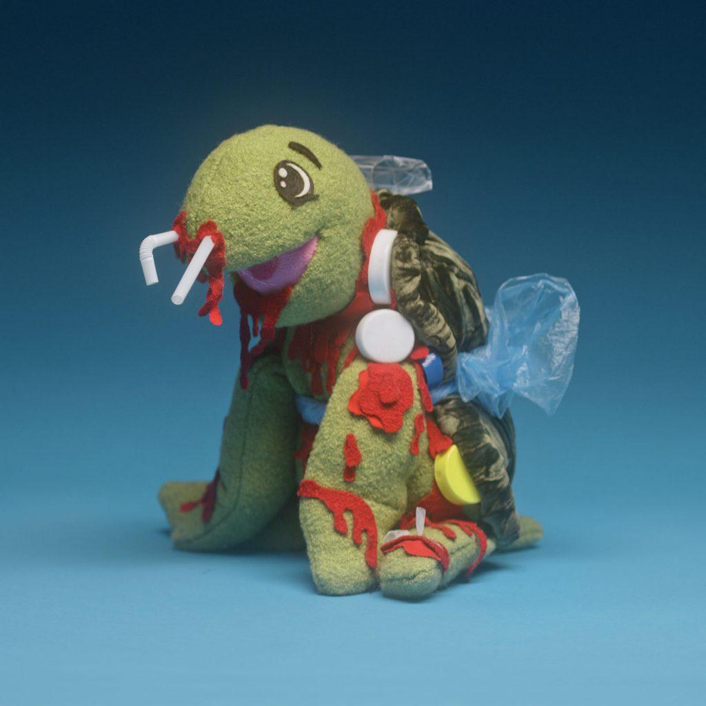 Cutie Polluties Turtle Liquid Death