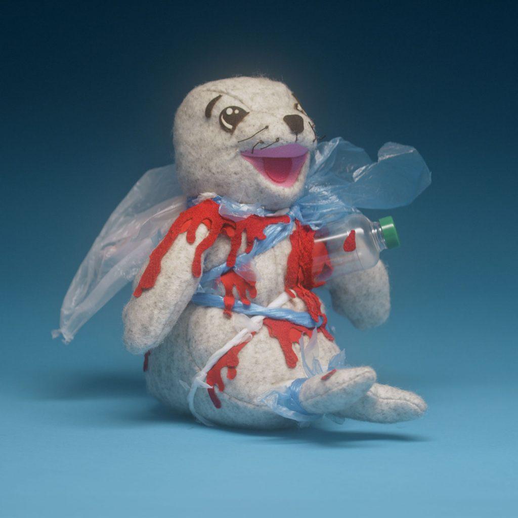 Cutie Polluties Seal Liquid Death