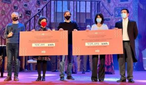 """El Teatro EDP Gran Vía destinará la energía generada por el público de """"¿Quién mató a Sherlock Holmes?"""" y """"Antoine"""" a Cáritas y Cruz Roja Española"""