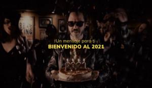 """""""Bienvenido al 2021"""", ARKANA abre el nuevo año a 110.000 kilómetros por hora con un mensaje único"""