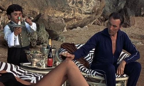 Tabasco James Bond
