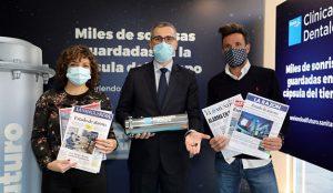 Tu sonrisa es tu mejor obra de arte, una activación de OMD España para Sanitas