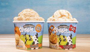 Postres para ladrar de gusto: Ben & Jerry's lanza helados para perros