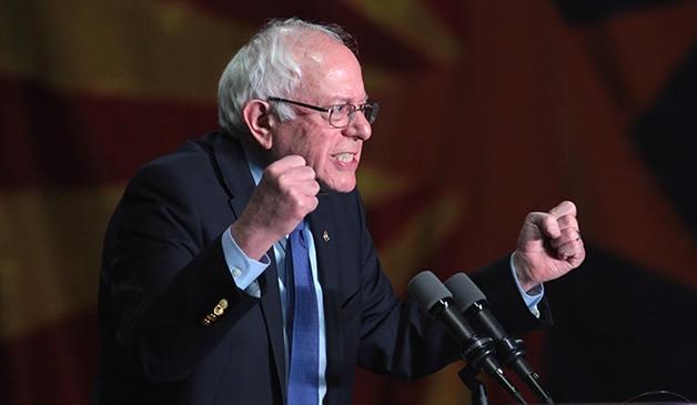 Bernie Sanders convertido en un meme gracias a IKEA