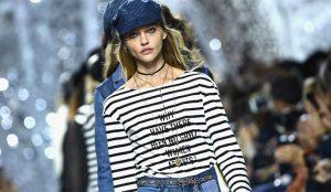 Dior: cuando el feminismo pisa con garbo la pasarela
