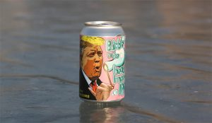 Trump, la marca que de tanto romper moldes acabó hecha añicos