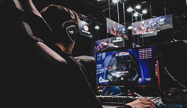 Auge gaming y eSports