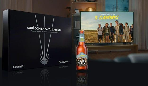 Pack Estrella Galicia y 3 Caminos