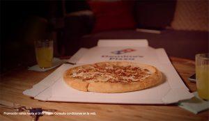 Domino's Pizza apuesta por una campaña llena de humor para dar a conocer su nueva promoción