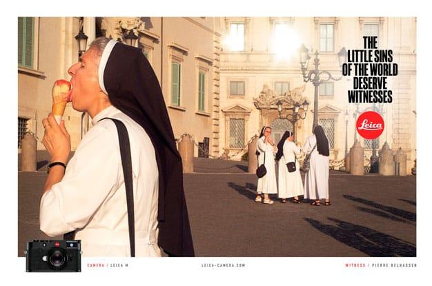 campaña global Leica