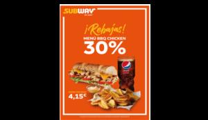 Subway democratiza aún más el mejor sabor este enero