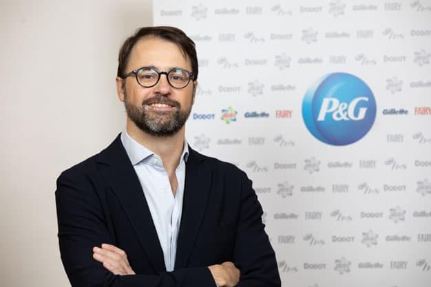 Javier Riaño P&G