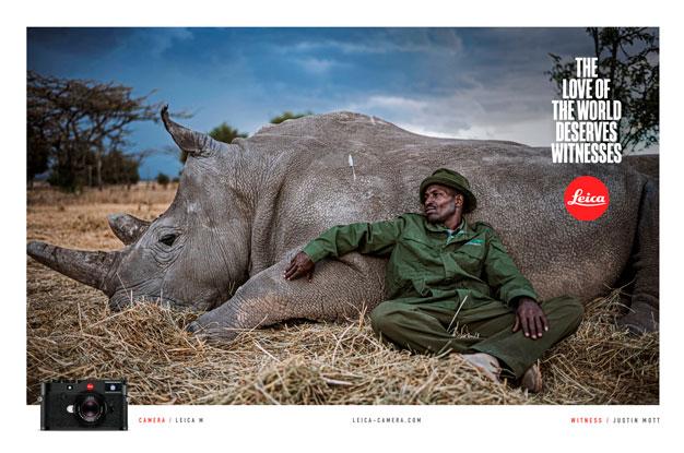 Campaña fotografía Leica