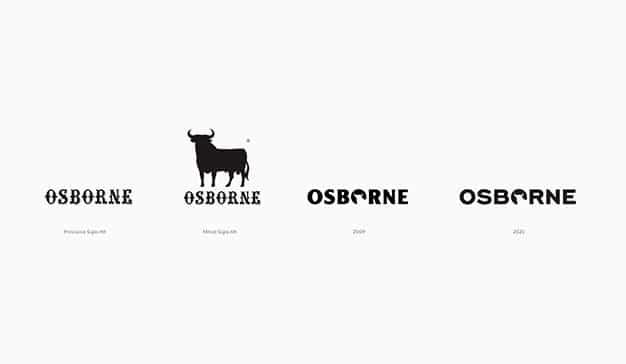 Osborne nuevo logo