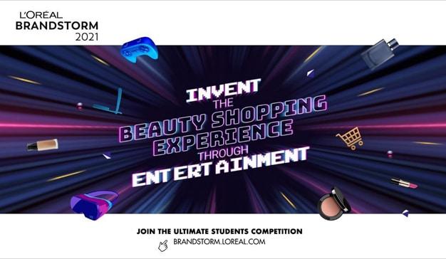 L'Oréal desafía a los estudiantes a desarrollar estrategias de entretenimiento digital