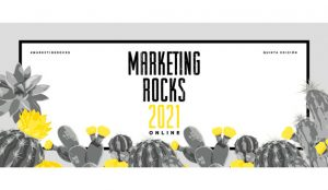 Marketing Rocks 2021 reunirá mañana al sector del marketing y contará con la visión de reconocidos profesionales