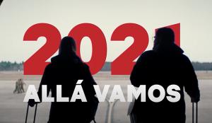 Netflix revela sus propósitos para 2021: una película a la semana y hasta 70 títulos nuevos