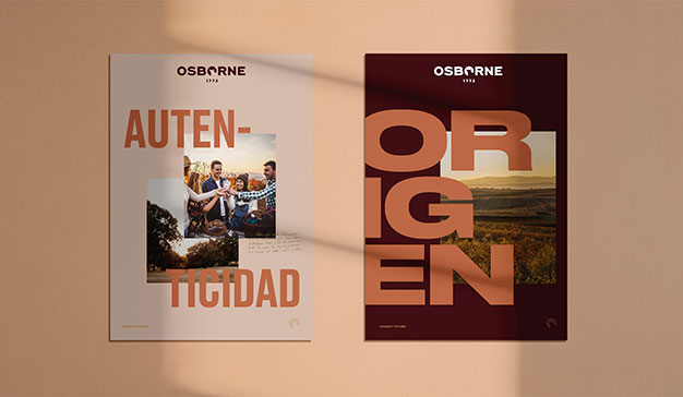 Nueva identidad visual Osborne