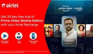 Amazon estudia mini-planes de suscripción a Prime Video solo para móviles