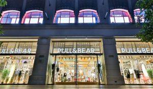 Inditex cerrará este mes las tiendas de Bershka, Stradivarius y Pull & Bear en China