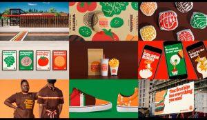Burger King lanza su nueva imagen con el foco puesto en la sostenibilidad y en la experiencia de cliente