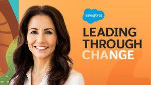 Stephanie Buscemi, CMO de Salesforce, dice adiós a la compañía