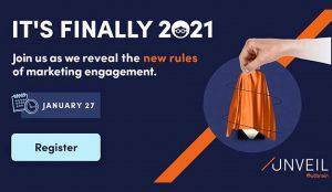 Unveil, el evento de Outbrain que nos desvela cómo será 2021