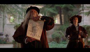 Una idea del mismísimo Leonardo da Vinci desata las burlas en este anuncio de Brillante