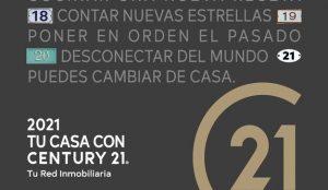 La nueva campaña de CENTURY21 define la estrategia de la red para este año