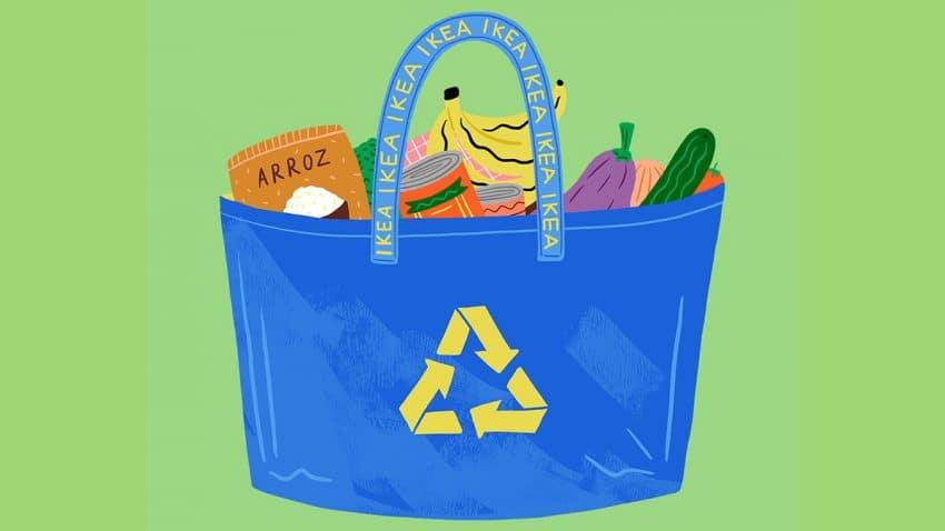 """IKEA donará comida a los Bancos de Alimentos a través de su campaña """"Activistas sin saberlo"""""""
