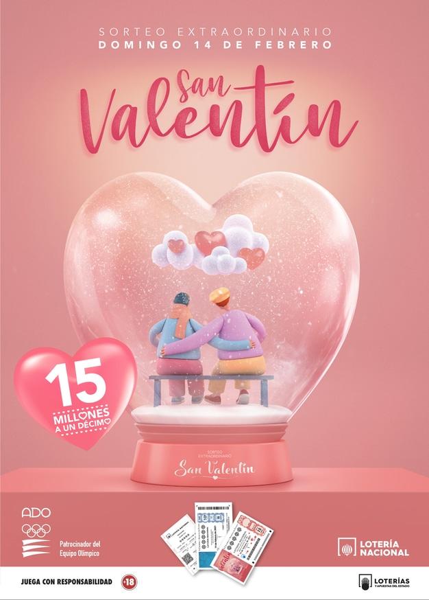 Loterias San Valentin