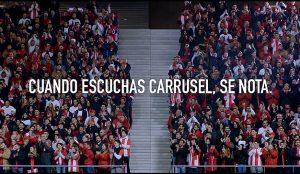 La nueva campaña de Carrusel Deporitvo devuelve la emoción de los estadios llenos de gente