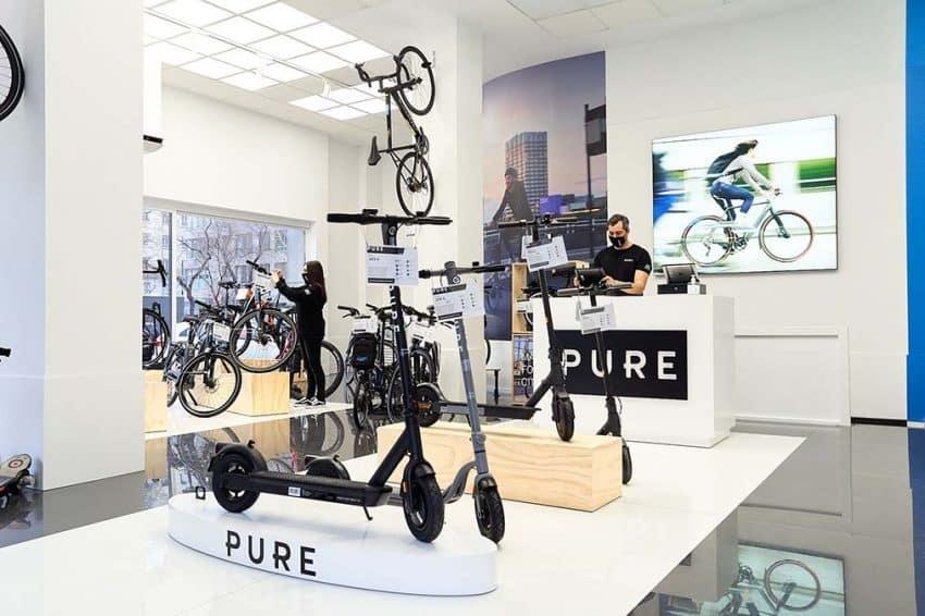 Pure Electric confía en IKI Group en su llegada a España