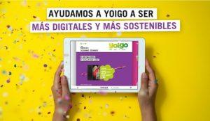 Yoigo lanza su revista digital