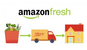 Llega a España Amazon Fresh, el servicio de alimentos frescos de Amazon