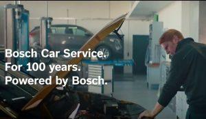 La nueva campaña de Bosch Car Service homenajea sus 100 años de experiencia con humor y creatividad