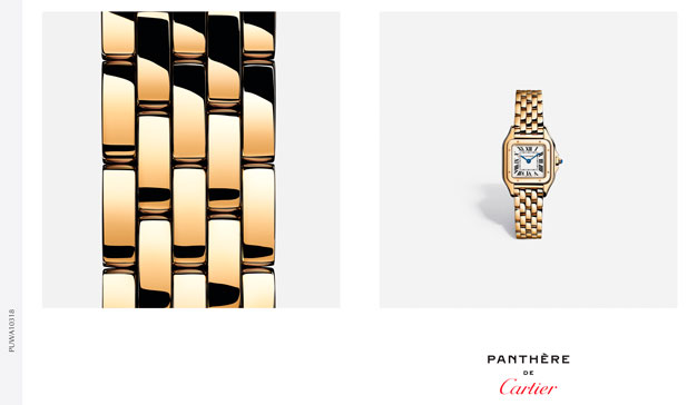 Campaña The Culture of Design Cartier