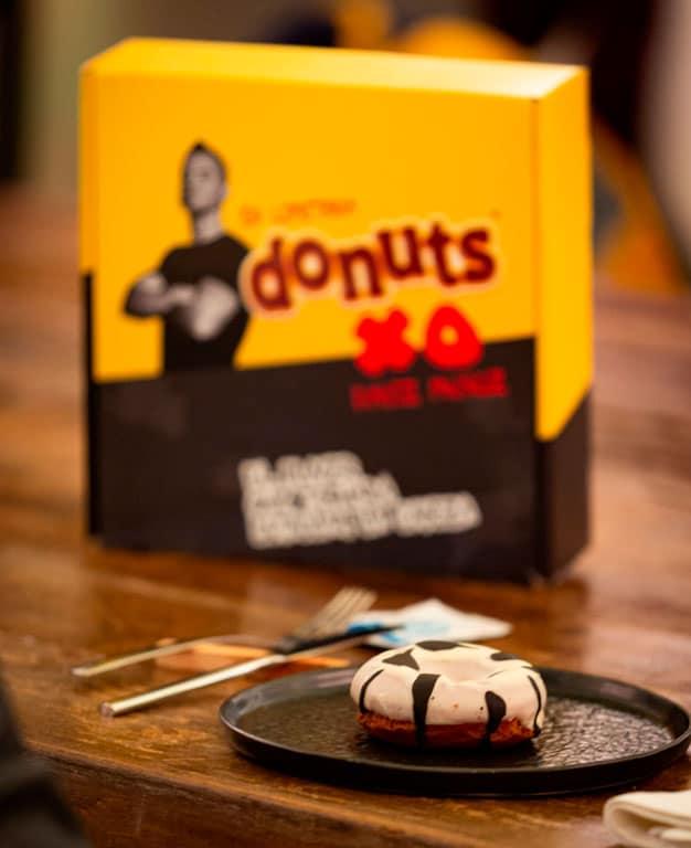 Packaging Donuts XO Dabiz Muñoz
