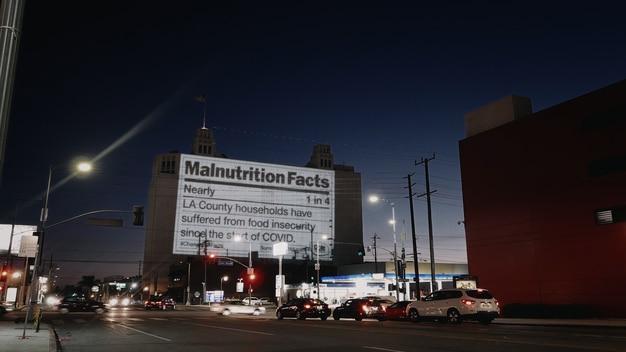 Etiqueta de nutrición: Malnutrition Fact